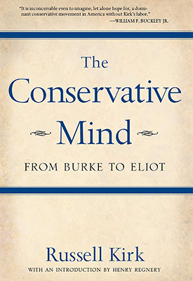 """High School Students Encounter """"The Conservative Mind"""""""
