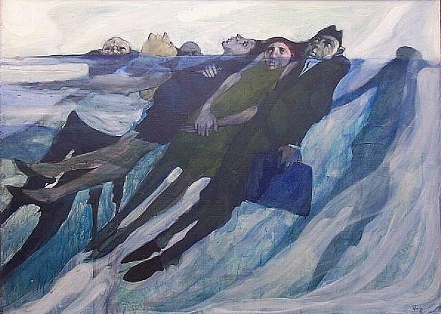 Renee Radell, The Tide