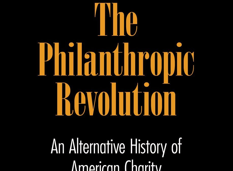 Philanthropy Is Not Charity