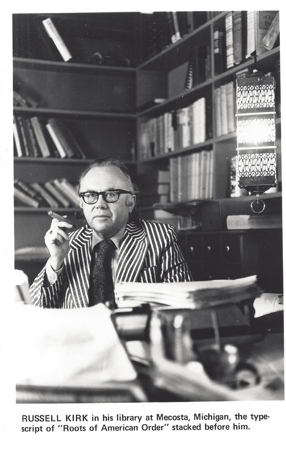 """Russell Kirk's """"Eliot and His Age"""""""