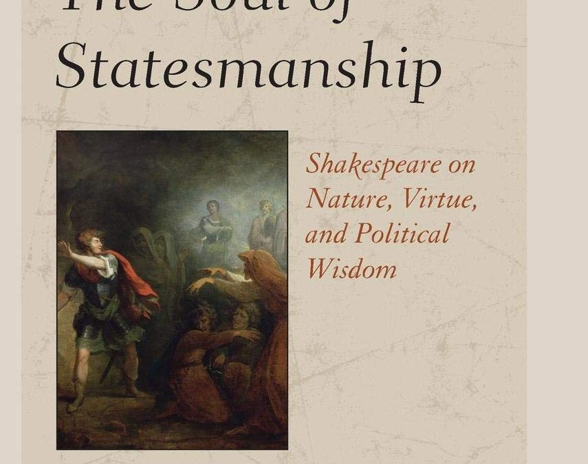 Politics and Poetics: Educating Wise Statesmen