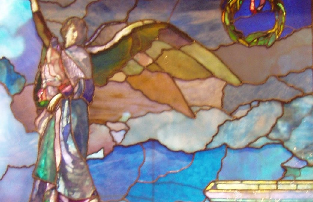 From New York to Chartres with La Farge