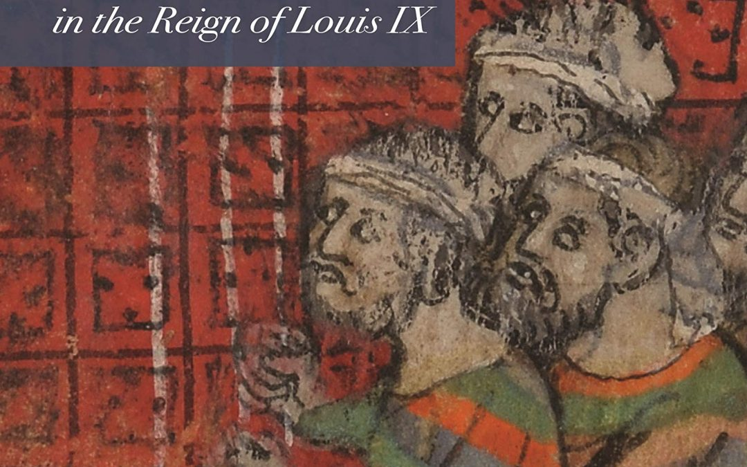 Saint Louis and the Convert Immigrants