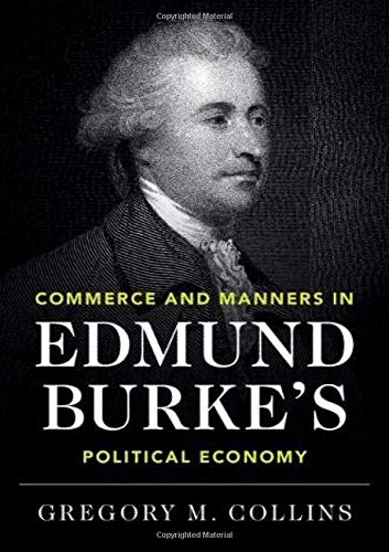 Burke's Mannered Economics