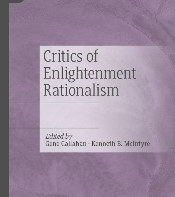 The Enlightenment's Critics