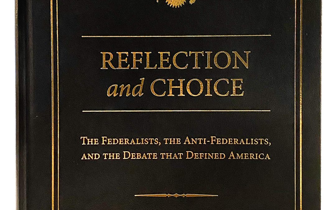 A Refreshed and Refreshing Federalist