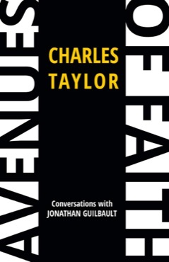 Gazing Into the Abyss with Charles Taylor