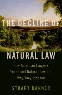 Lawyers, Natural Law, and the Problem of Pride