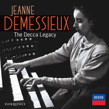 Jeanne Demessieux: A Great Organist's Centenary